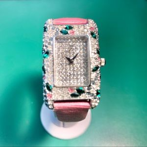 Victoria Wieck Beverly Hills Couture Watch